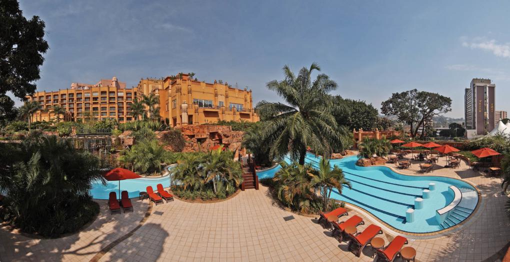 Best Luxury Lodges in Uganda
