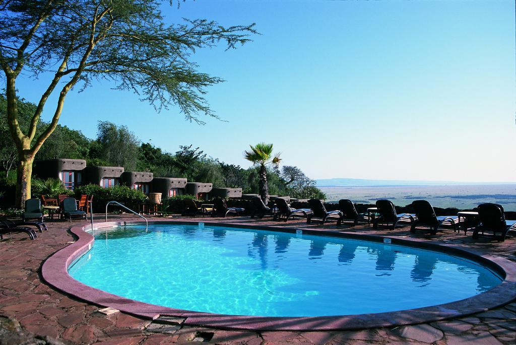 Lodges in Serengeti Tanzania